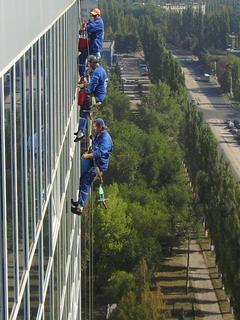 Промышленные альпинисты г москва